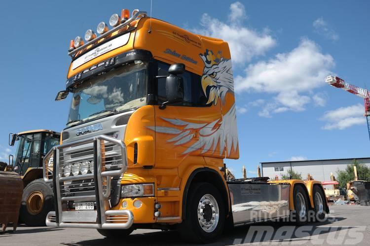 Scania R500 6X2 *Dragbil*