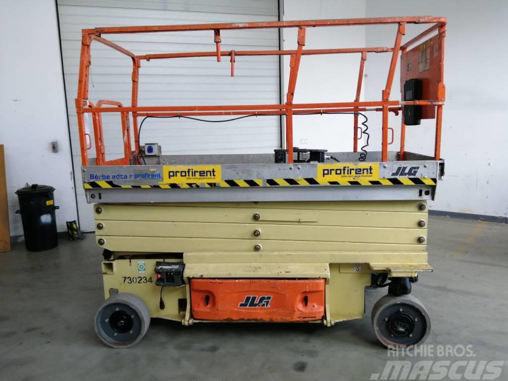 JLG 3246 ES elektromos ollós emelő