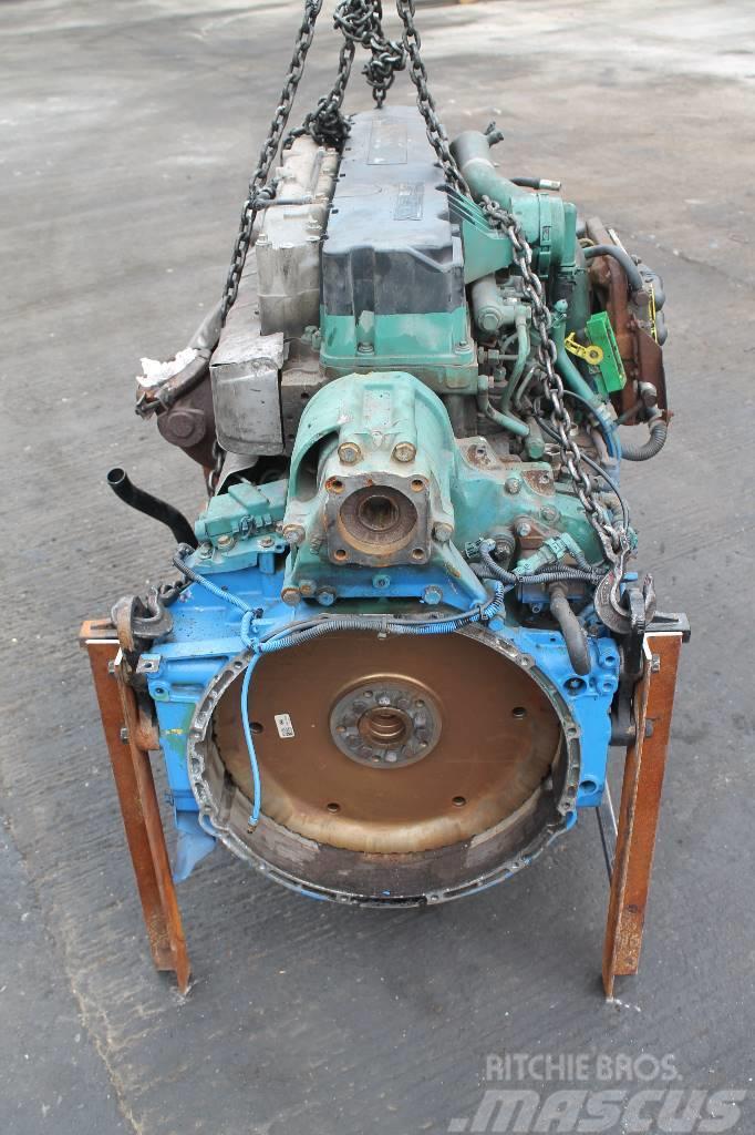 Volvo D7E 320 HP ENGINE PTO EPG