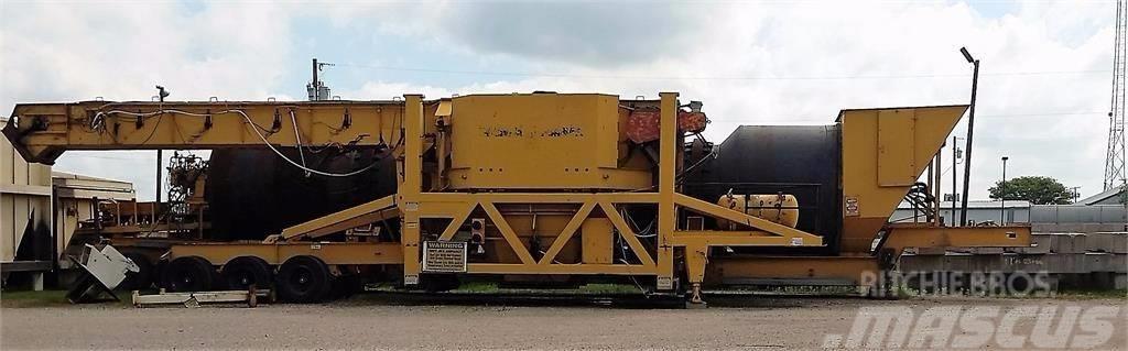 CMI PVM 10EMS Portable Drum Plant