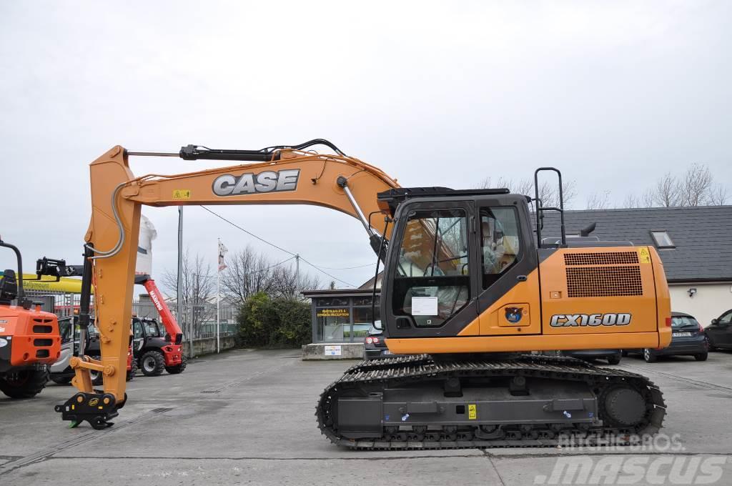 CASE CX160D