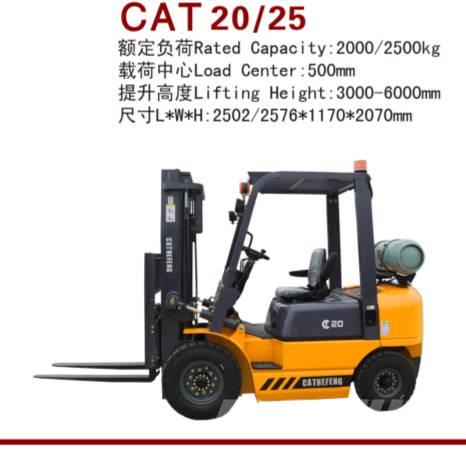 Cathefeng CAT 20/25