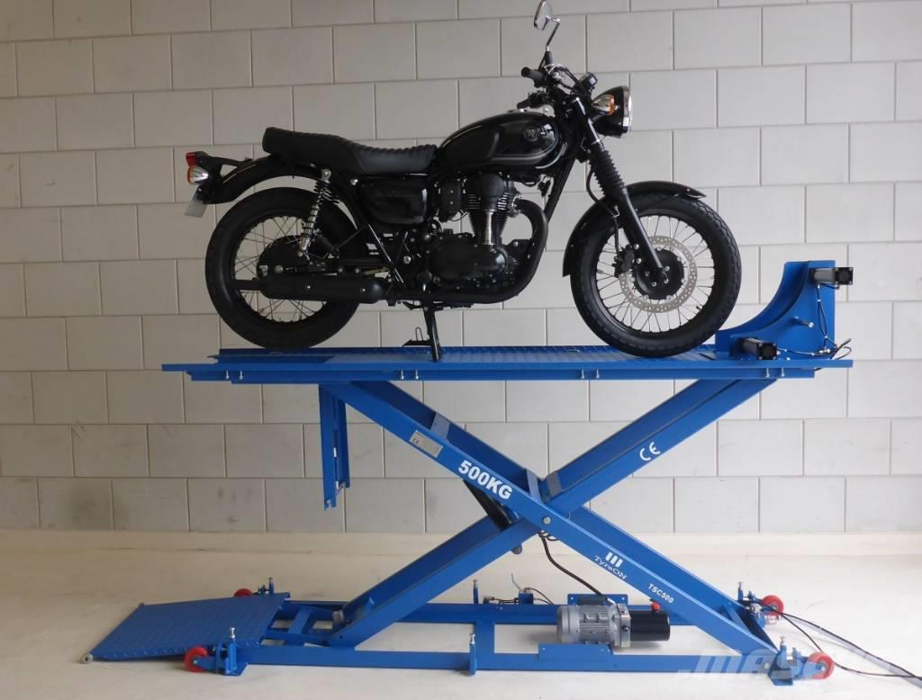 TyreOn TSC500 Motorcycle Lift | up to 500 kg