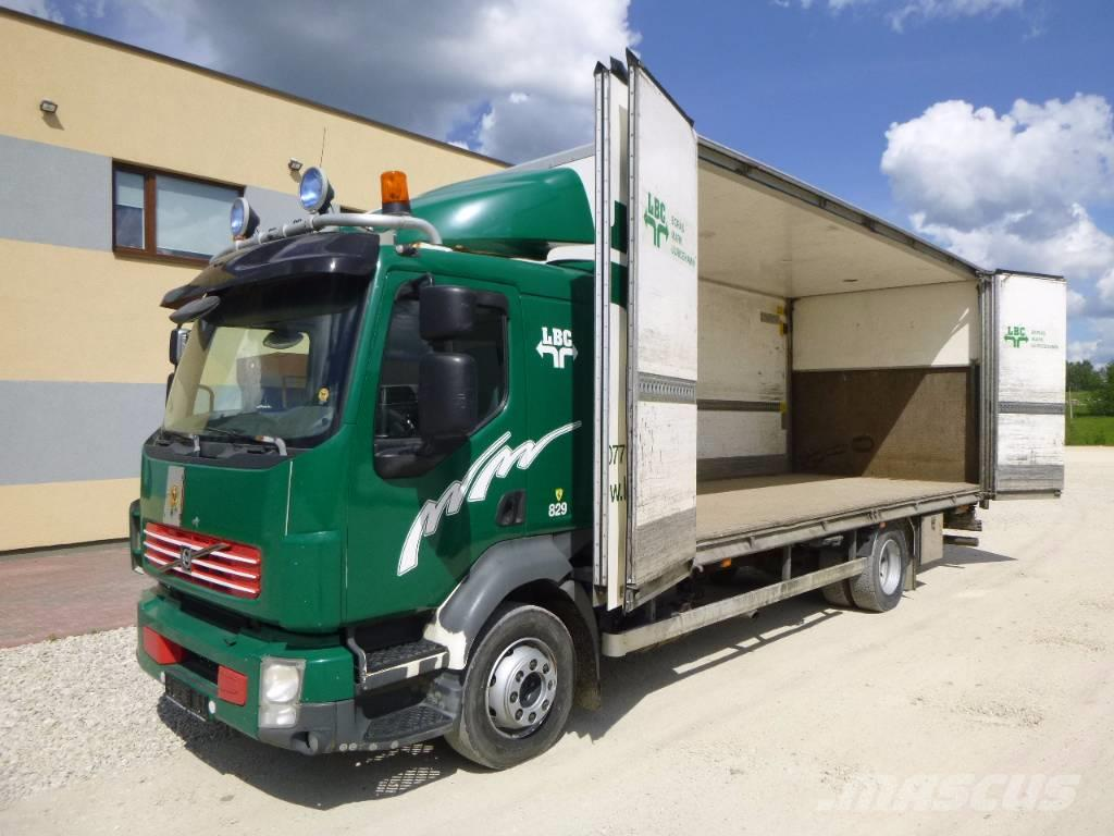 Volvo FL240 4X2 +LIFT+SIDE OPEN