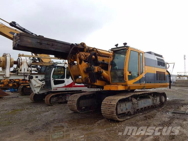 [Other] RTG  HYDRAULIC PILING RIG RTG RG19T + VIBROHAMMER