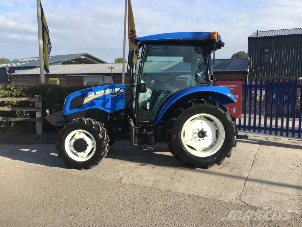 New Holland T4.55 S