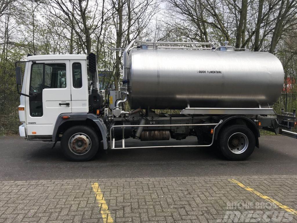 Volvo FL615 magyar tankopbouw 10.000 liter geisoleerd 2