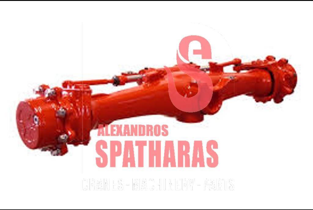 Carraro 148292drum brakes, various parts