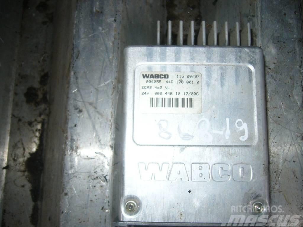 Mercedes-Benz ACTROS 1840 ECAS electronic block