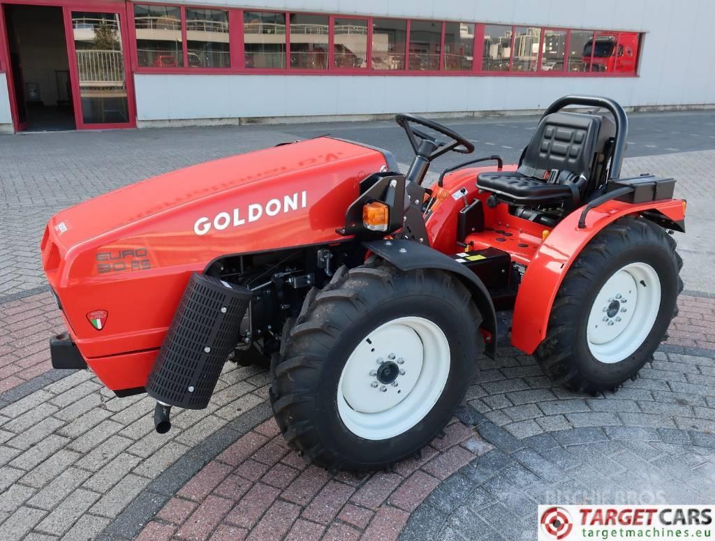 Goldoni Euro 30RS Tractor 4WD Diesel 25HP NEW UNUSED