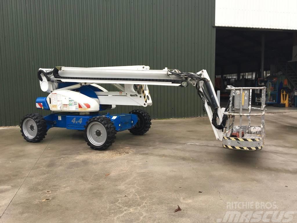 Niftylift HR 21 4x4