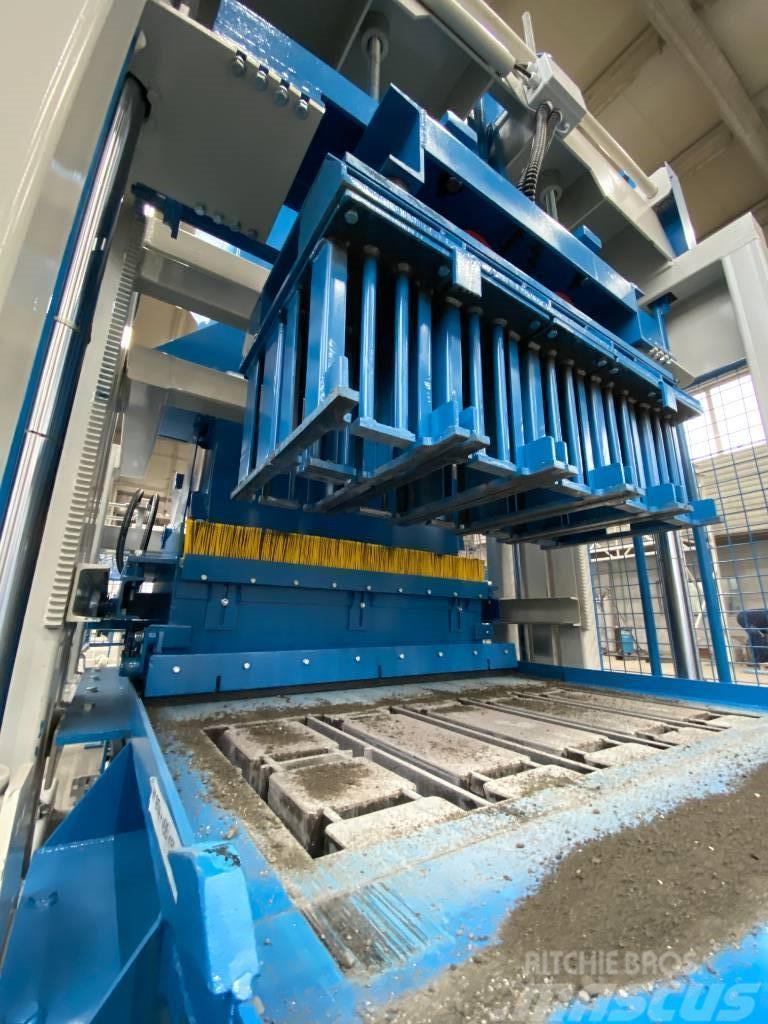 Metalika VPS-2000/1 Concrete block machine (One layer)