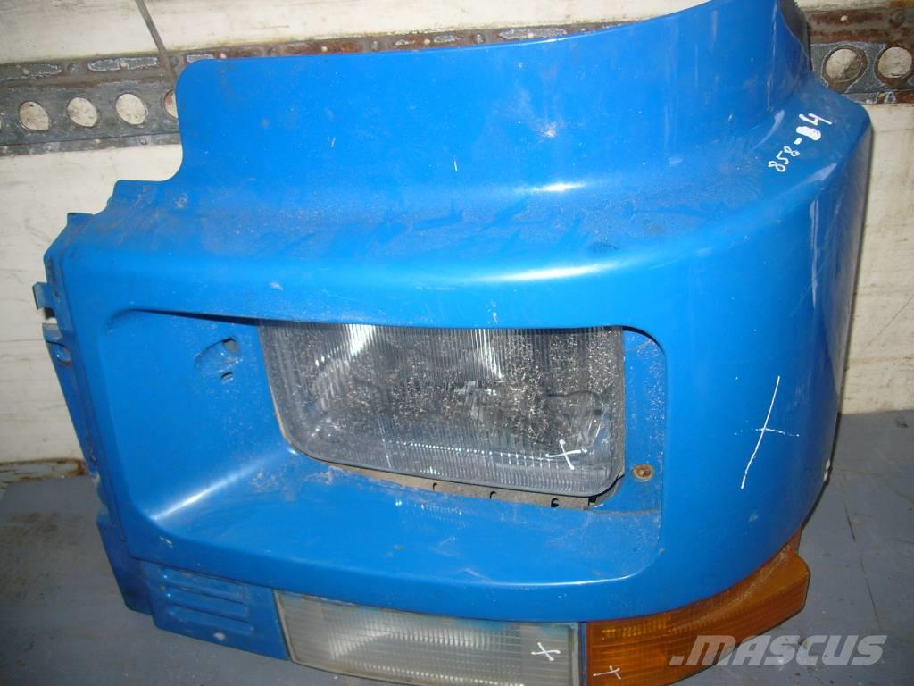Volvo FH16 left bumper side with lights