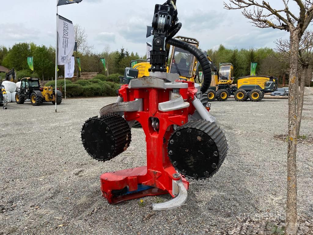 Log Max 7000C - Neumaschine