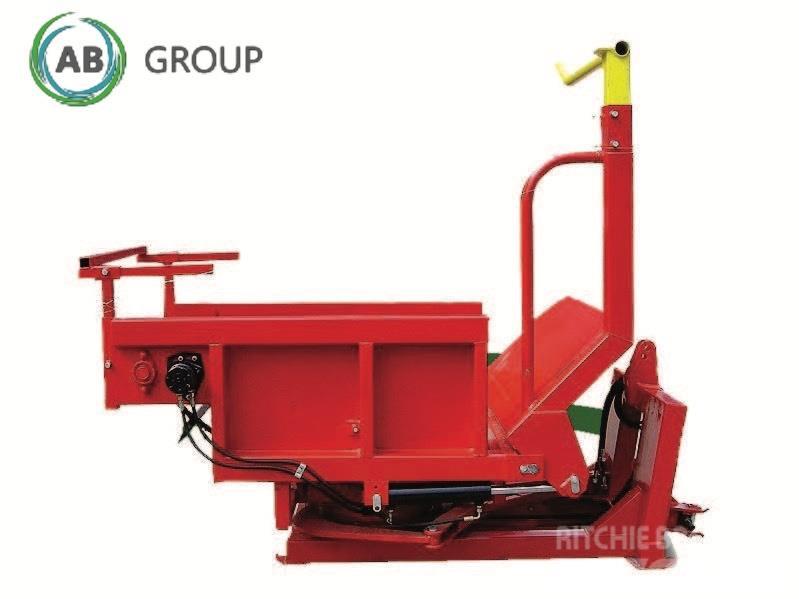 Agro-Factory Bale unroller/Развер-ние рулонов/Rozwijarka do bel