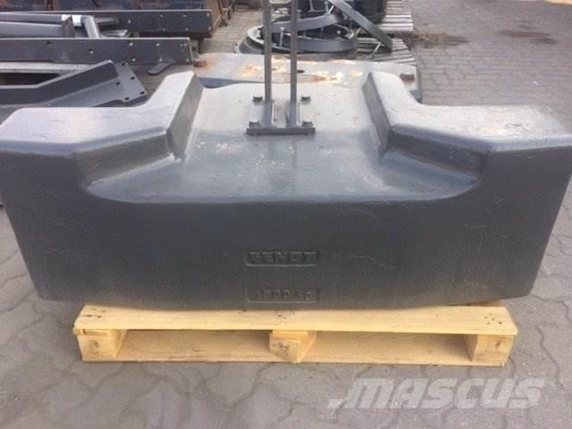 Fendt 1800 kg. Original Fendt