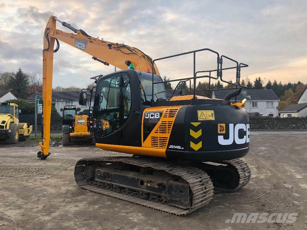 JCB JS145 LR Long Reach
