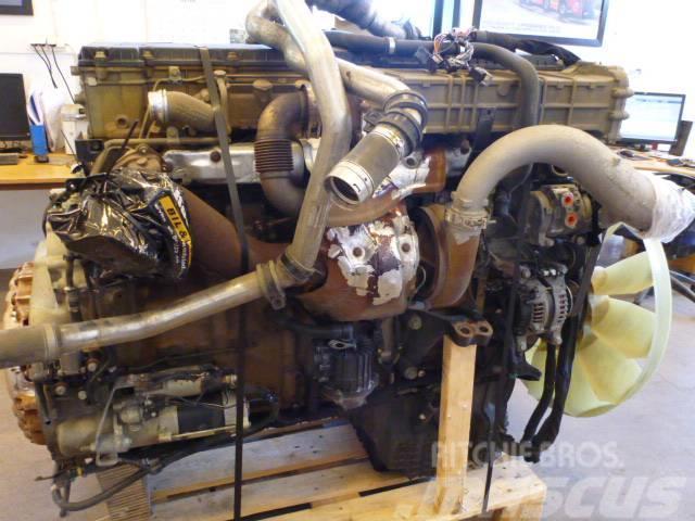 Mercedes-Benz Actros OM471LA motor