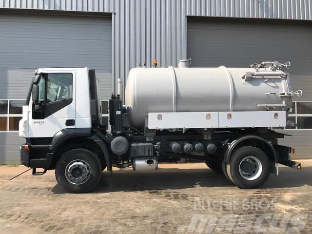 Iveco Trakker 380 4x2 AD190T38 VACUUM TANK / NEW/UNUSED