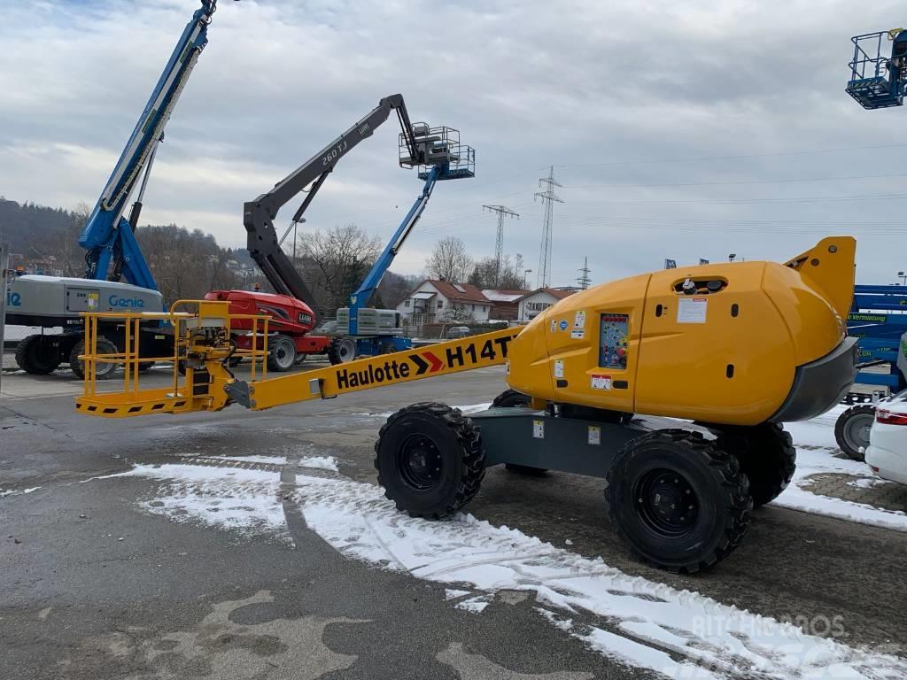 Haulotte H14TX new machine, 2 units in stock
