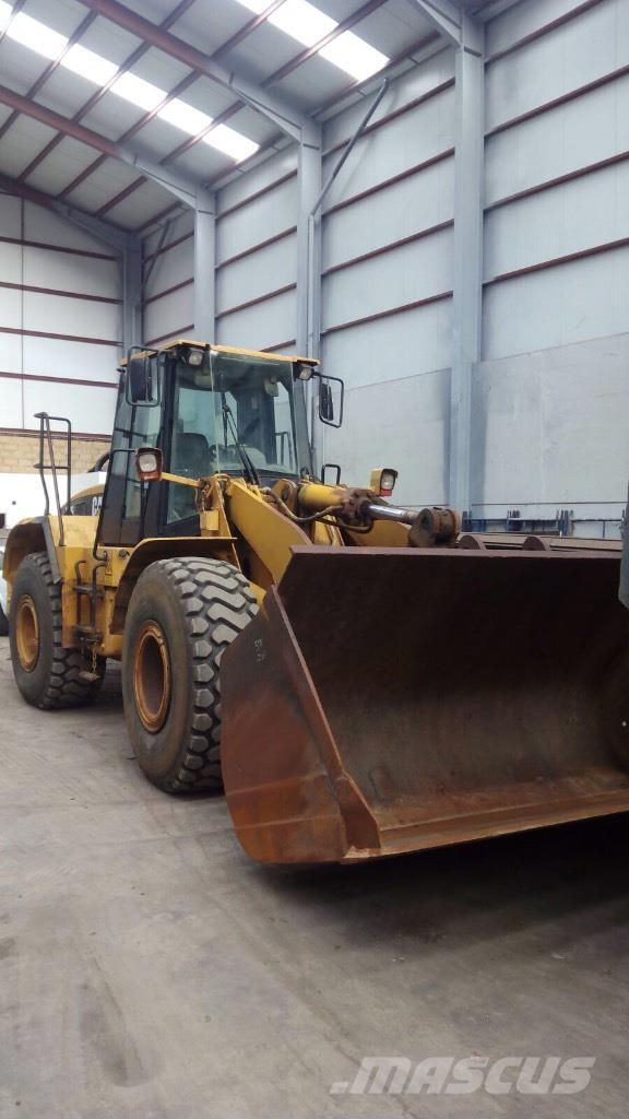 Caterpillar 962G, 2001, Wheel loaders
