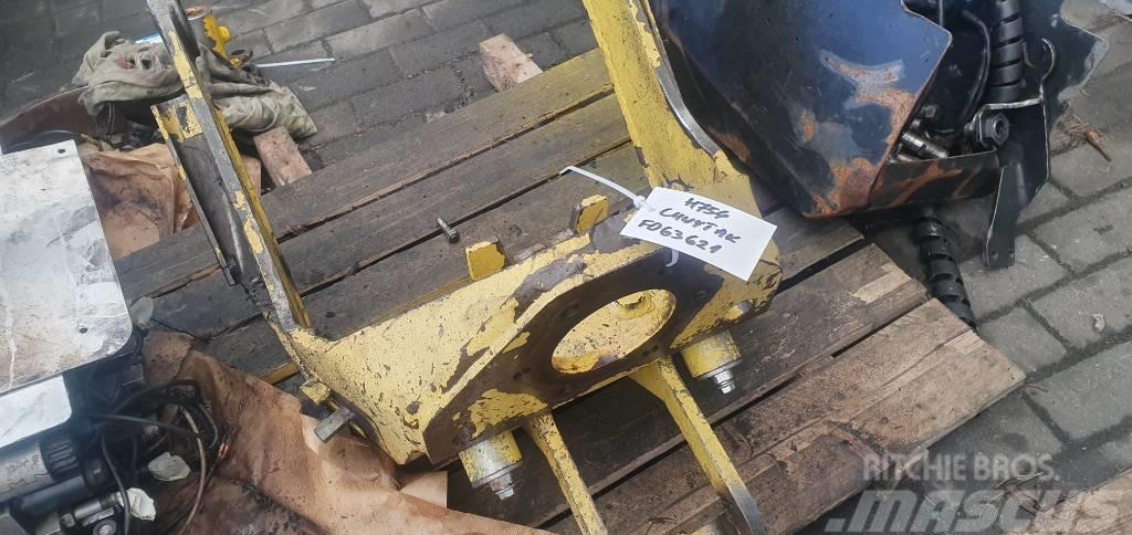 John Deere Chwytak frame F063621 Głowica H754