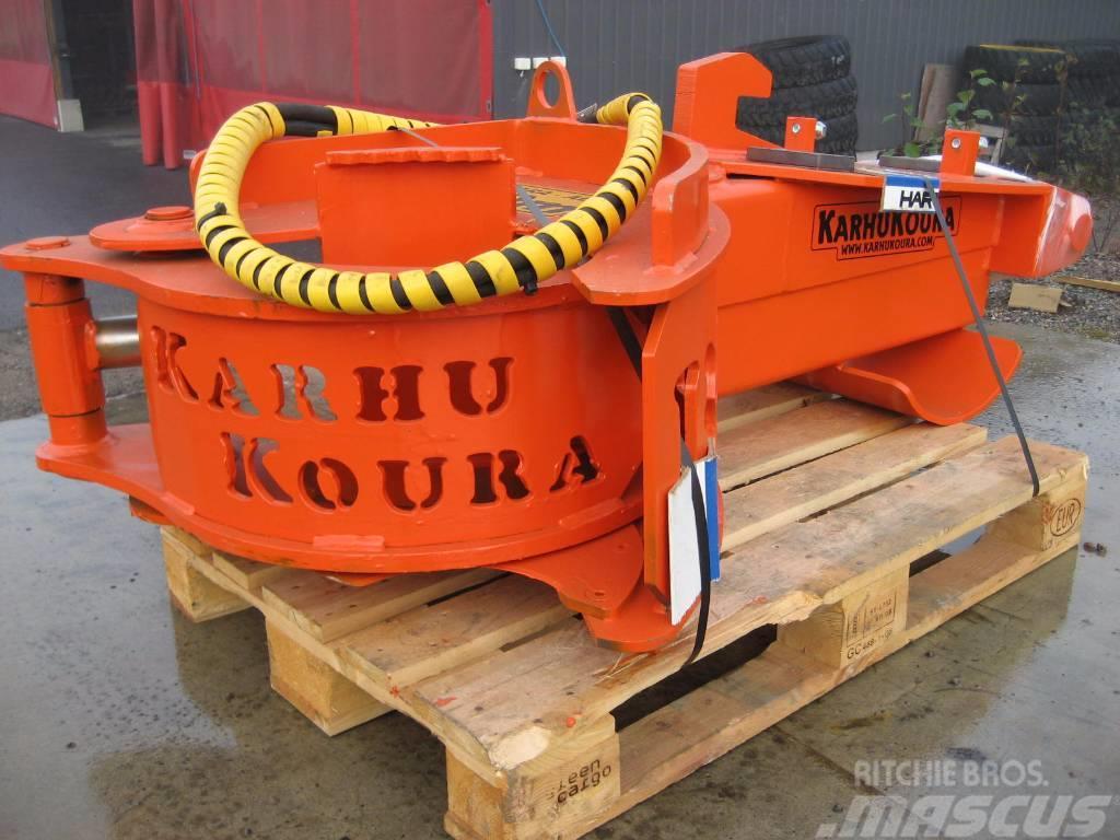 KarhuKoura BIG BEAR NTP10 10-15tn koneet