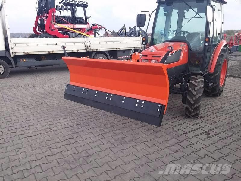 Top-Agro Snow plough Light series, 1,5m, hydraulic, NEW