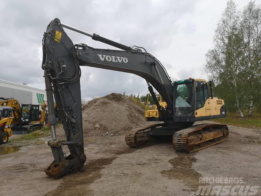 Volvo EC290CL