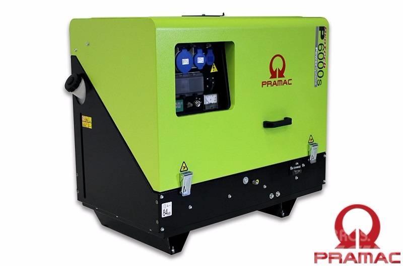 Pramac P6000s 230V 5.9 kVA