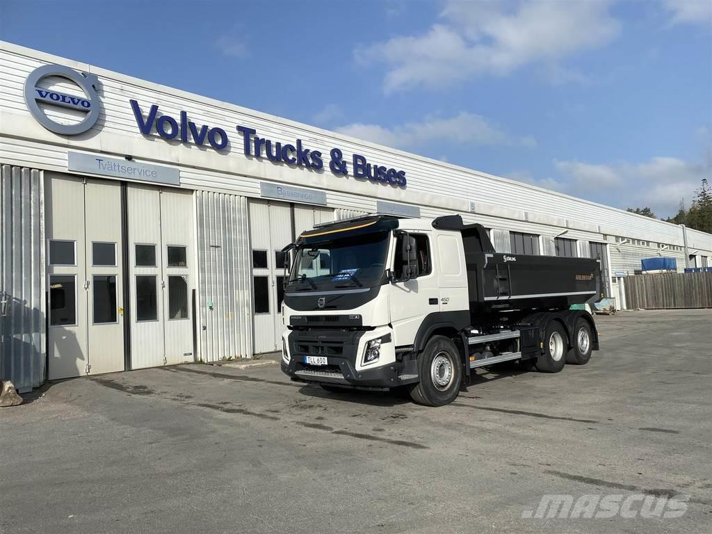 Volvo FMX Dumper