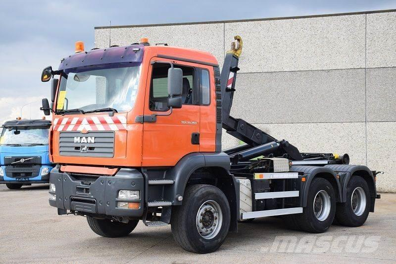 MAN TGA 33.360 6X4 CONTAINER SYSTEEM- CONTAINER SISTEE