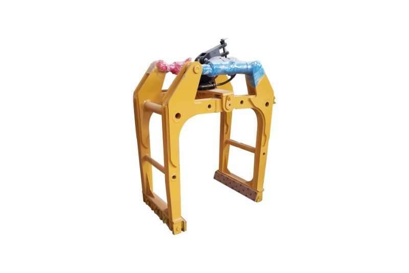 Sino Plant Brick Grab with Rotator (6 - 10 Ton)