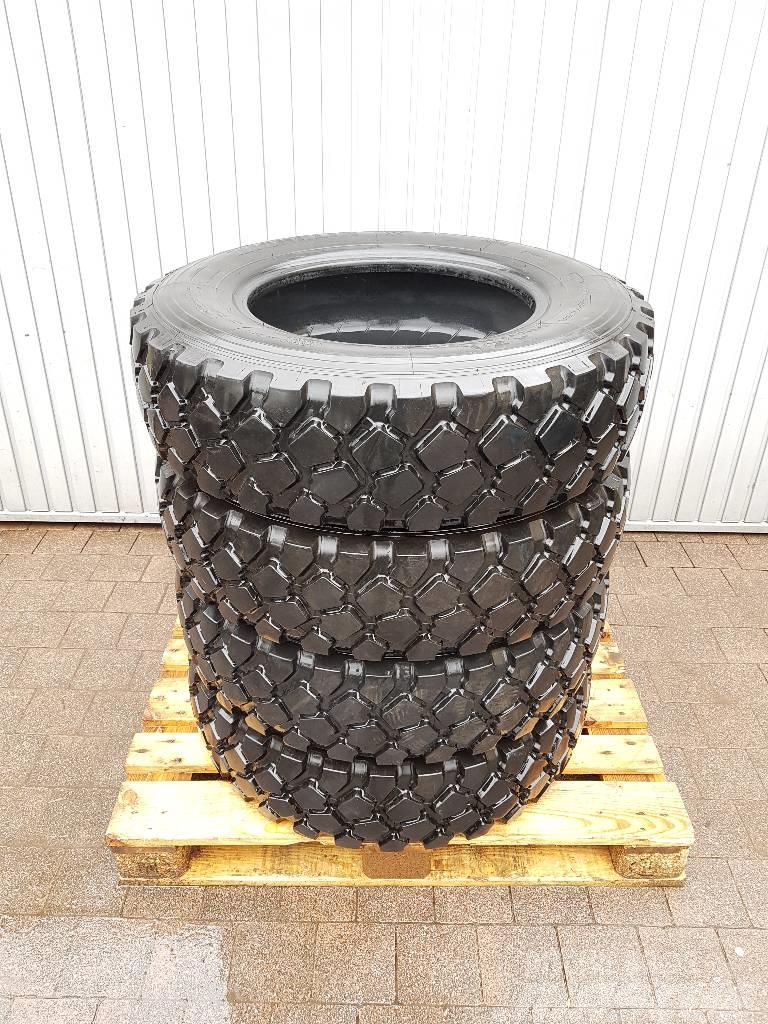 [Other] 275/80R20 10.5R20 Michelin XZL MOWAG Bucher Unimo