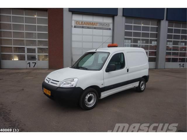 exclusive shoes cheapest detailed pictures Citroën Berlingo 1.9 D 600_panel vans Year of Mnftr: 2005, Price ...