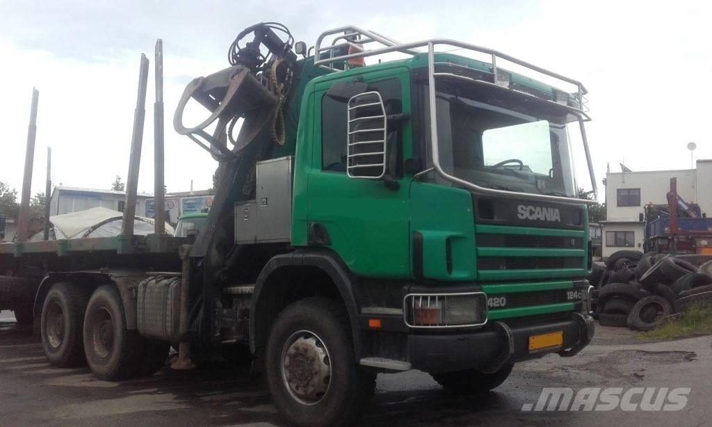 Scania P124 CB 420