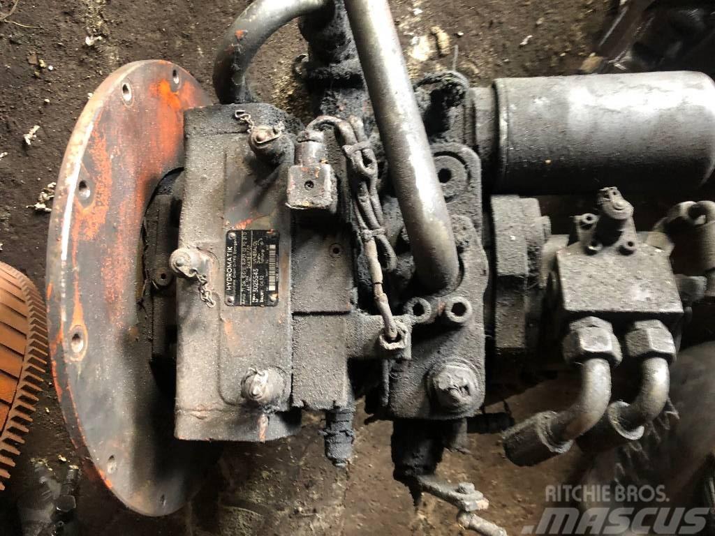 Hydromatik Pompa Hydrauliczna A4VG71DA1D3/31R-PZF02F021D