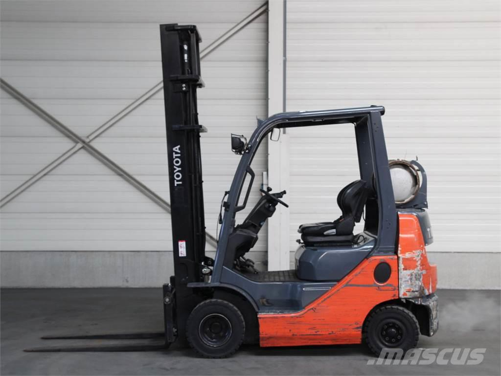 Toyota 02-8FGKF20