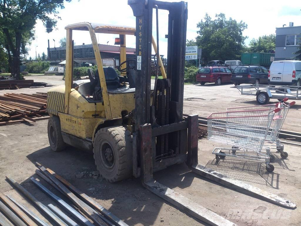 Hyster 5.50 XM