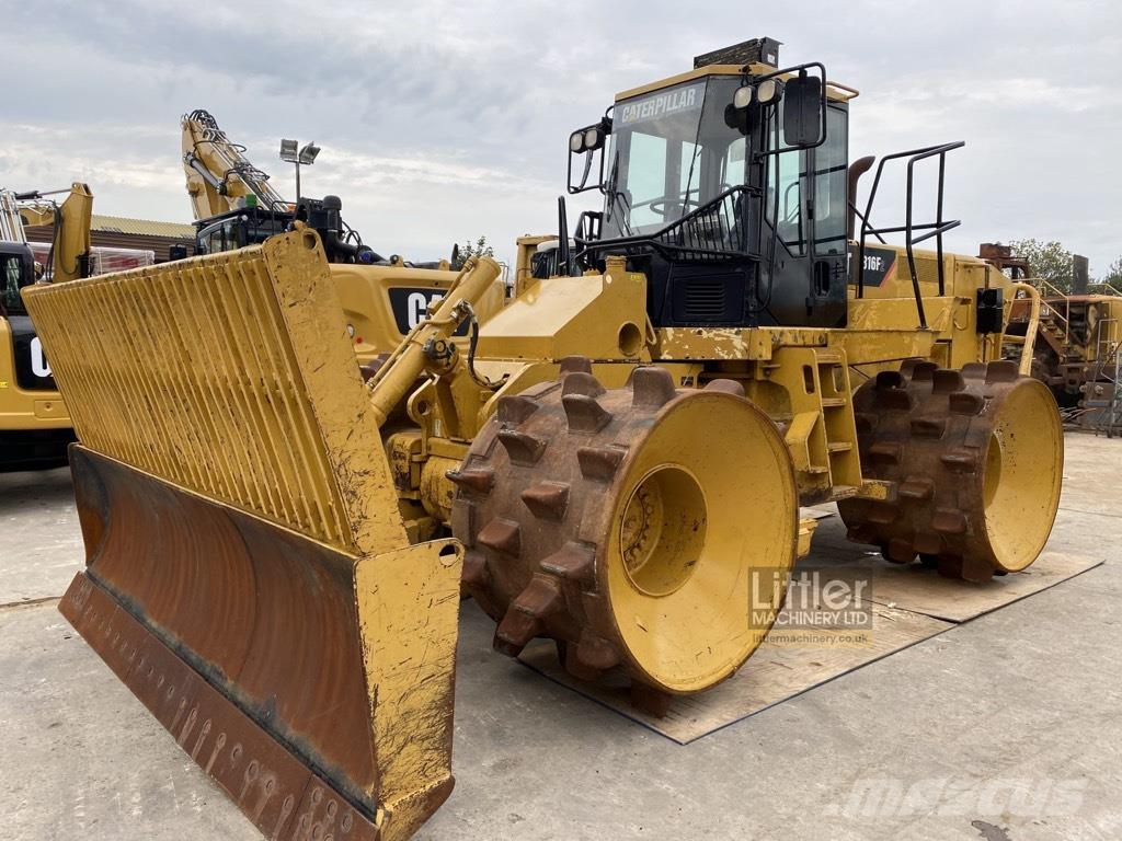 Caterpillar 816 FII