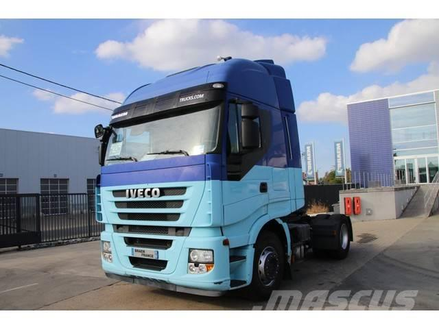 Iveco STRALIS STRALIS 450 DXI + intarder