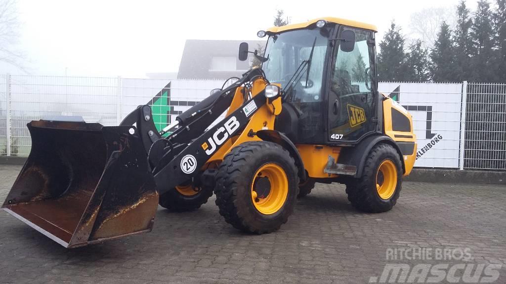 JCB 407 T4 - Kohler