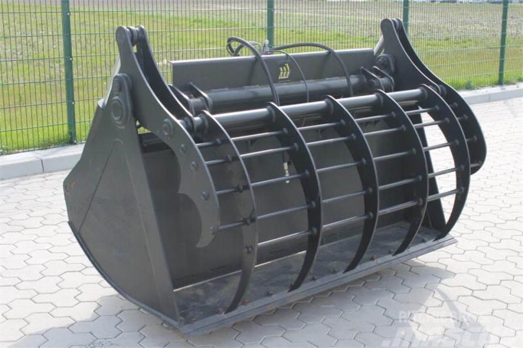 KSW ARS-2000 AUSRÜCKSCHAUFEL