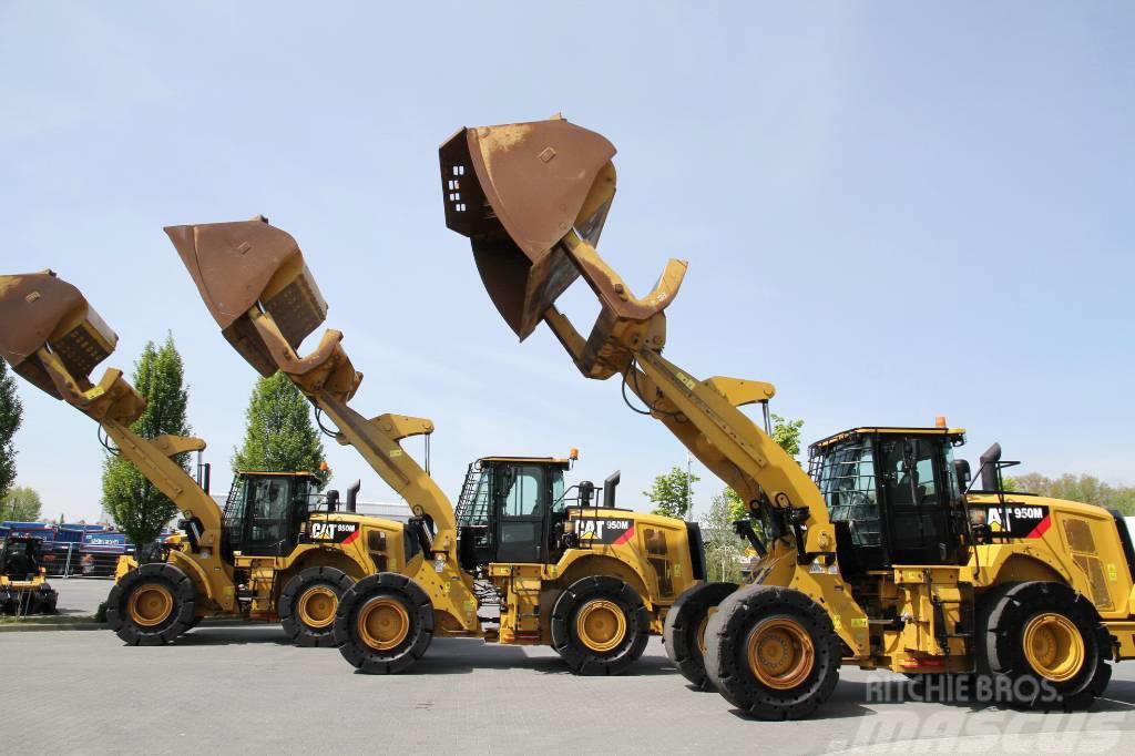 Caterpillar 950M CE/EPA T4 - LONG REACH - 3 UNITS FOR SALE