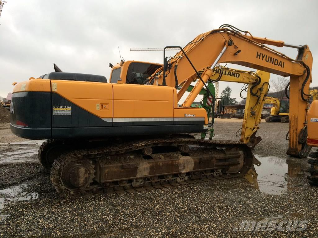 used hyundai r290nlc 9 crawler excavators year 2011 price. Black Bedroom Furniture Sets. Home Design Ideas