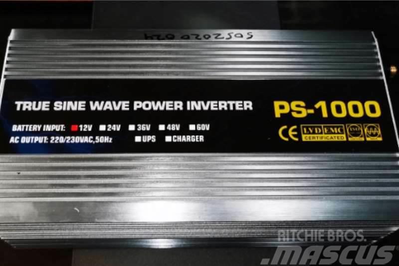 Sino Plant INVERTER 12V DC TO 220V AC 1000W