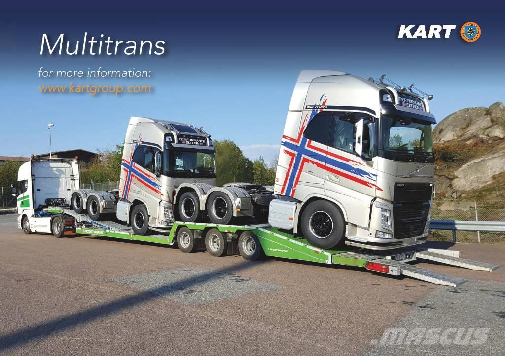 Kart Performance Trailers MULTITRANS