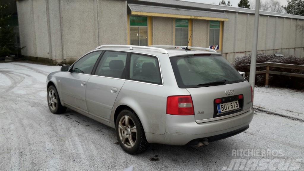 Audi A6 2.5 Avant A