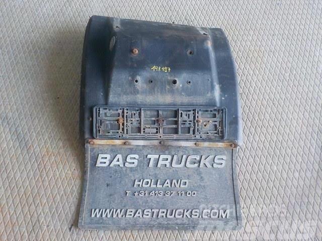 DAF XF105 Fender rear / rear part 1659813 1389934 1906