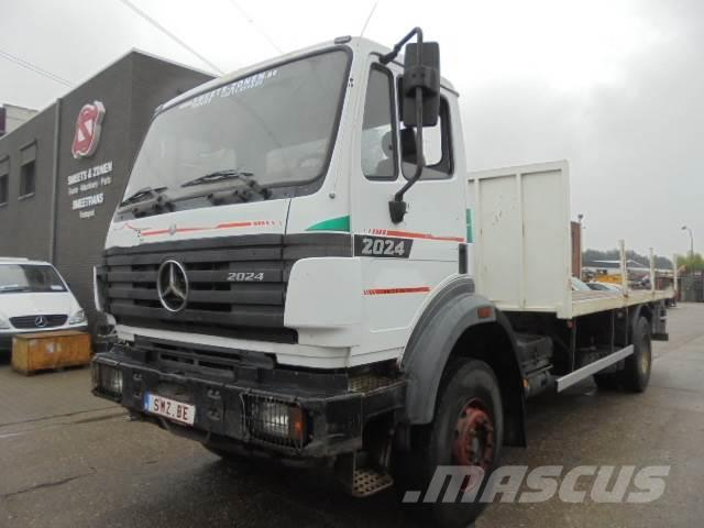 Mercedes-Benz SK 2024 Top heavy chassis/lourd
